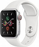 Apple Watch Series 5 (GPS + Cellular) 40mm (AT&T) $170 & More
