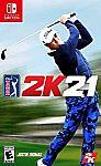 PGA TOUR 2K21 [Nintendo Switch] $20 (orig. $60)