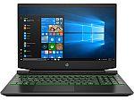 "HP Pavilion 15z-ec200 15.6"" FHD Gaming Laptop (Ryzen 5-5600H 8GB 256GB SSD GTX 1650) $630"