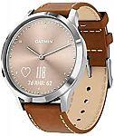 Garmin vivomove HR, Hybrid Smartwatch $119 and more