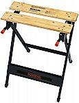 Black+Decker Workmate Portable Folding Workbench (350-Lb Capacity) $24