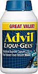 200-Count Advil Pain Reliever and Fever Reducer Liqui-Gels $7.71