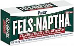 Purex Fels-Naptha Laundry Bar & Stain Remover $0.84