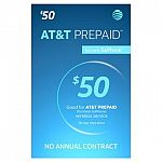 Target - Spend $50 get $5 off prepaid airtime cards