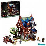 LEGO Ideas Medieval Blacksmith 21325 $149.99