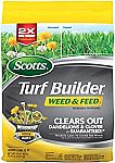 Scotts Turf Builder Weed and Feed 3, 5,000 Sq. Ft. $19