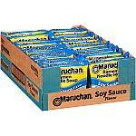 24-Pack  Maruchan Ramen Noodles (Soy Sauce) $3.35