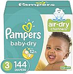 Amazon - $20 Off $100 Select Formula, Diaper, Baby Food and Accessories