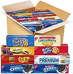 12-Ct Nabisco Variety Boxes - Chips Ahoy, Lorna Doone, Oreo & More $13.89