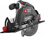 Porter Cable 6 1/2 Inch Cordless Circular Saw 20V Max (Bare-tool) $21 Shipped (orig. $60) (YMMV)