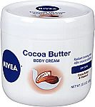 15.5-oz NIVEA Cocoa Butter Body Cream $3.85