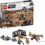 LEGO Star Wars: The Mandalorian Trouble on Tatooine 75299 $23.99