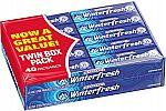 40-Ct Wrigley's Winterfresh Gum $6.64