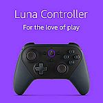 Luna Controller for Amazon's new cloud gaming service $49.99