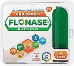 Flonase Children's Allergy Relief Nasal Spray (72 Sprays) $7.95 (Reg. $15)