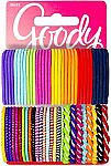60-Count Goody Girls Ouchless Hair Elastics $2.73
