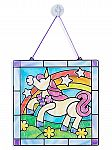 Melissa & Doug Unicorn Stained Glass Stickers $5 & more