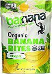 Barnana Organic Banana Bites 3.5 Ounce $2.60