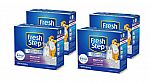 18.5-Lb Fresh Step Advanced Multi-Cat Clumping Clay Cat Litter (4 for $23.35) & More
