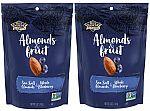 2 X 5-Oz Blue Diamond Almonds & Fruit Bag $4.49