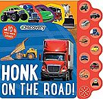 Discovery: Honk on the Road! (10-Button Sound Books) $5.50 & More