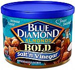 Blue Diamond Almonds 6 Ounce (Pack of 12) $18