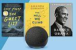 Amazon - Get $5 Kindle eBook Credit when Ordering via Alexa