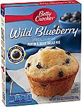 16.9-Oz Betty Crocker Wild Blueberry Muffin and Quick Bread Mix $1.72