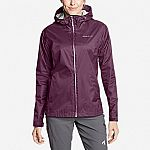 Eddie Bauer Cloud Cap Rain Jacket (various colors) $35 & More + Free Shipping