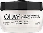 1.9-oz Olay Active Hydrating Cream Face Moisturizer $4.50