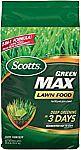 33.33-Lb Scotts Green Max Lawn Food $24.78