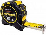 Komelon 7130 Monster Maggrip 30' Measuring Tape w/ Magnetic End $6.10