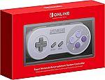 Super Nintendo Controller for SNES Nintendo Switch Online $30, 2-Pk NES Controller $60