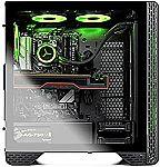 Skytech Siege 3.0 Gaming Desktop (Ryzen 7 5800X 6900 XT 16GB 1TB SSD 750W Gold PSU) $2599.98
