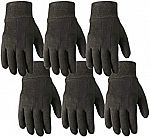 6-Pairs Wells Lamont Jersey Cotton Work & Gardening Gloves (Large) $4.25 & More