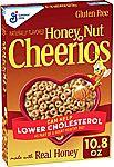 10.8 Oz Honey Nut Cheerios $1.14