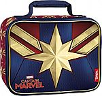 Thermos Soft Lunch Kit, Captain Marvel $4.64 (64% Off)