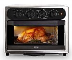 Dash Chef Series 7 in 1 Convection Toaster Oven Cooker $69.99