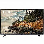 """43"""" TCL 43S421 4K UHD HDR LED Roku Smart TV $228"""