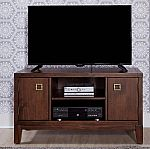 Homestyles Bungalow TV Stand w/ Storage: 44-in Wide $151.08, 54-in Wide $177.82