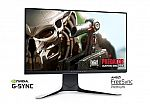 """Alienware 25 Gaming Monitor AW2521HFL $243, 27"""" Dell S2721QS $267"""