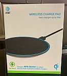 FREE Fast Wireless charger 15W for AT&T account holders