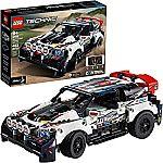 LEGO Technic App-Controlled Top Gear Rally Car 42109 (463-Pcs) $104