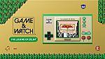 Nintendo - Game & Watch: The Legend of Zelda $50