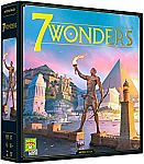 7 Wonders Civilization and Strategy Board Game $29.99