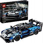 LEGO City Ice-Cream Truck 60253 (200 Pieces) $16, McLaren Senna GTR 42123 $40