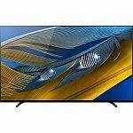 """(Starts 6/21) Sony & Samsung TV Sale: 65"""" XR65A80J 4K OLED $2198  + $150 Visa Gift Card & More"""