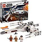 LEGO Star Wars Luke Skywalker's X-Wing Fighter 75301, New 2021 (474 Pieces) $40