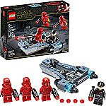 LEGO Star Wars Sith Troopers Battle Pack 75266 Stormtrooper Speeder Vehicle Building Kit (105 Pieces) $8.39