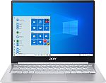 """Acer Swift 3 NX.A4KAA.003 13.3"""" FHD Touch Laptop (i7-1165G7 8GB 512GB)"""
